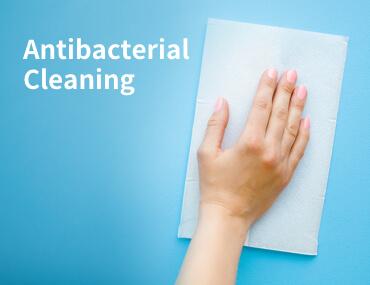 Antibacterial Cleaning